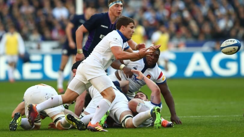 France rugby vs Scotland rugby live stream free