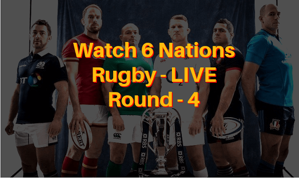 Live Stream Watch 6 Nations Rugby Online Live
