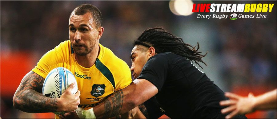 All Blacks vs Wallabies Rugby Live Stream