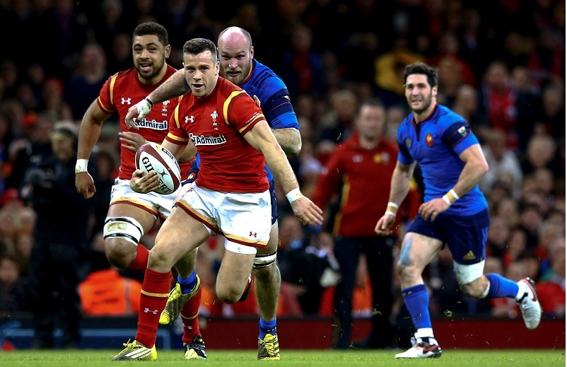 wales v france rugby - live streaming free