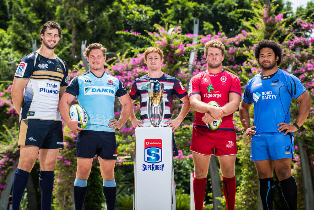 Super Rugby launch 2018 Australian Conference