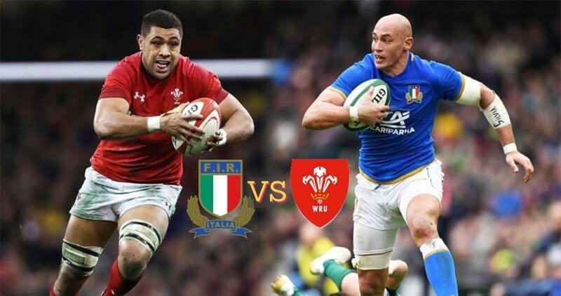 Wales vs Italy Rugby Live Free