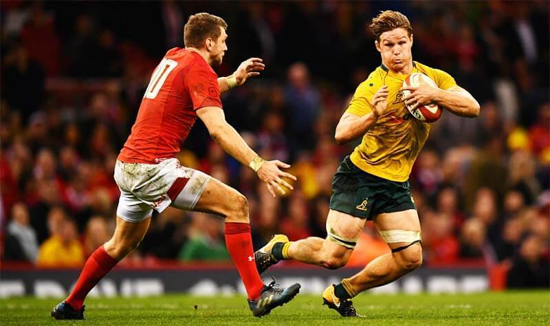 Australia vs Wales Rugby Live