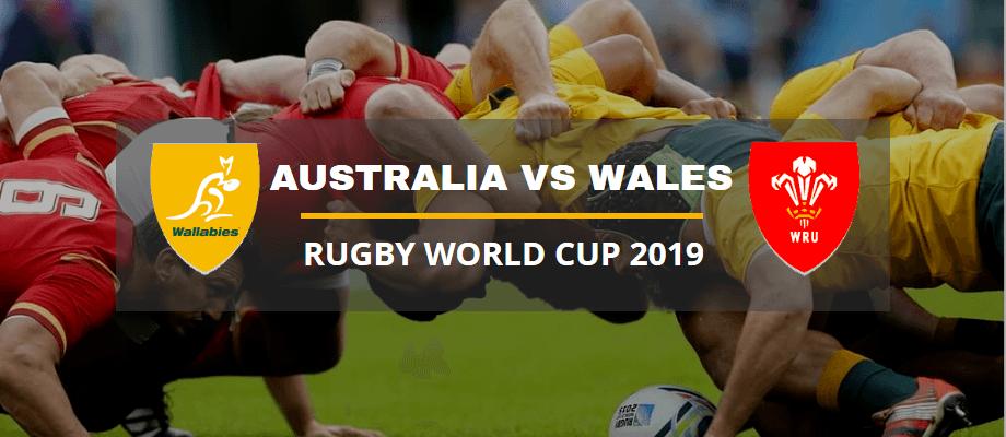 Australia vs Wales Rugby