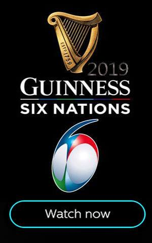 Six Nations Rugby Live Streaming HD Link