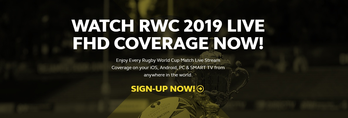 RUGBY WORLD CUP LIVE STREAM HD