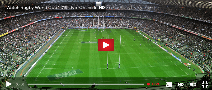 Rugby World Cup Live Streaming HD