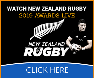 2019 NZ Rugby Awards Live