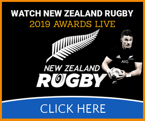 2019 New Zealand Rugby Awards Live Free
