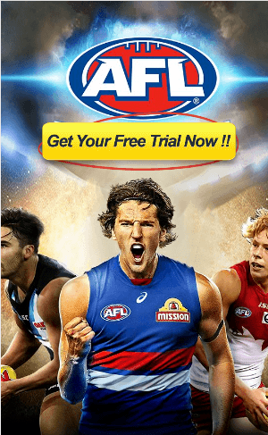 AFL Live Online Streaming Link