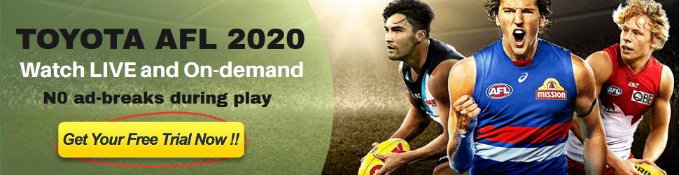 AFL Live Stream 2020