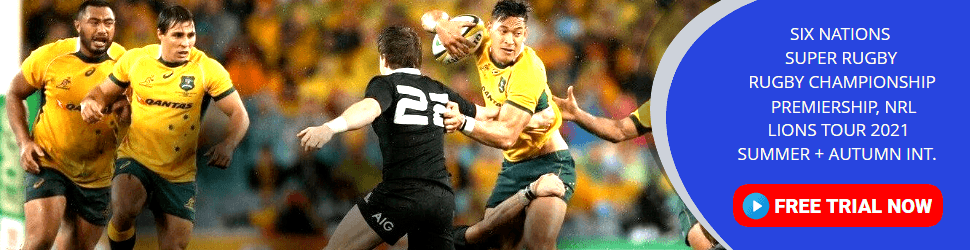 Rugby Live Stream 2021 Free